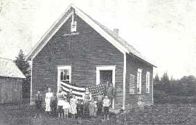 Pre 1916 Picture of the Reed School